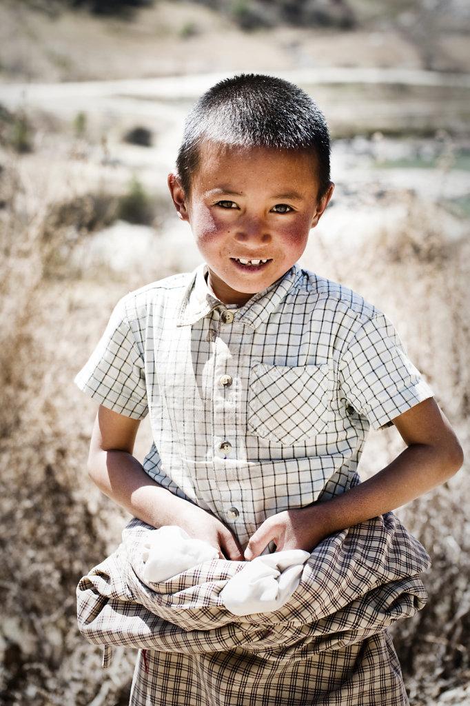 Travel Portrait - Children 11