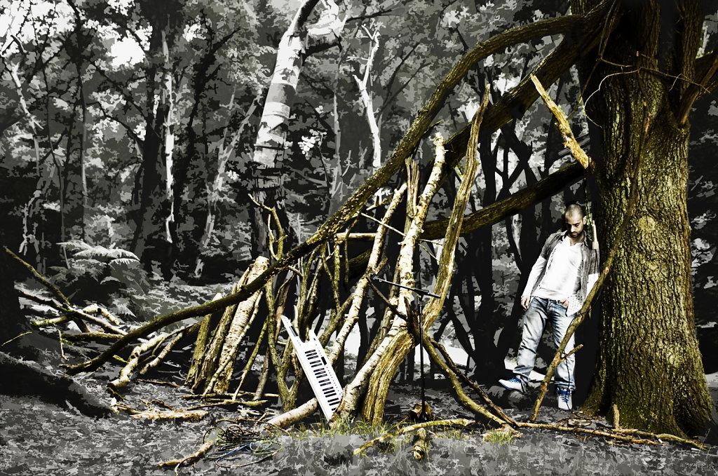 Matti Roots, Woodland Shack