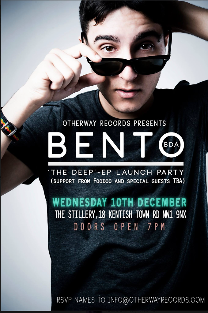 Bento, OtherWay Records Release