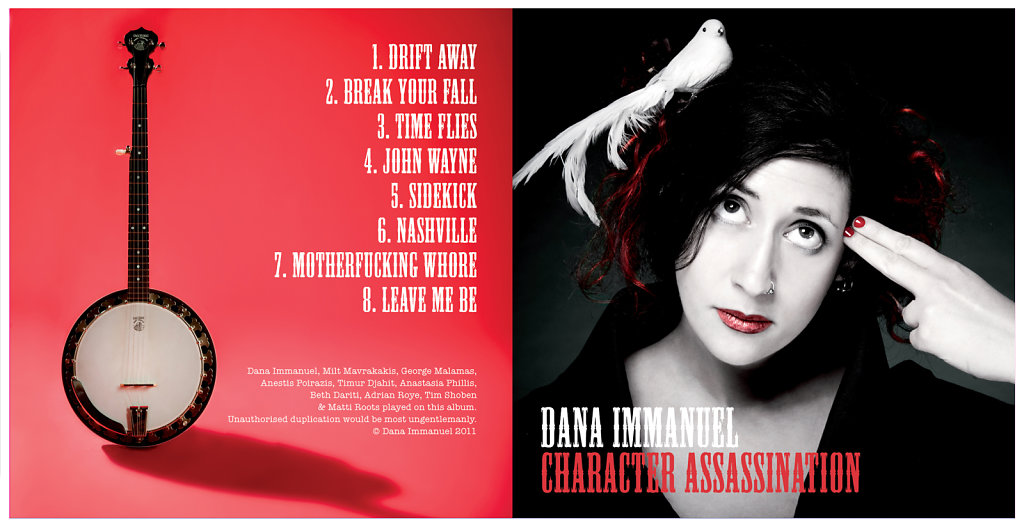 Danna Immanuel, Character Assassination Album