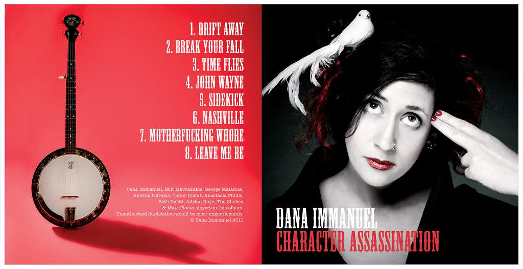 Danna Immanuel, Character Assassination Album